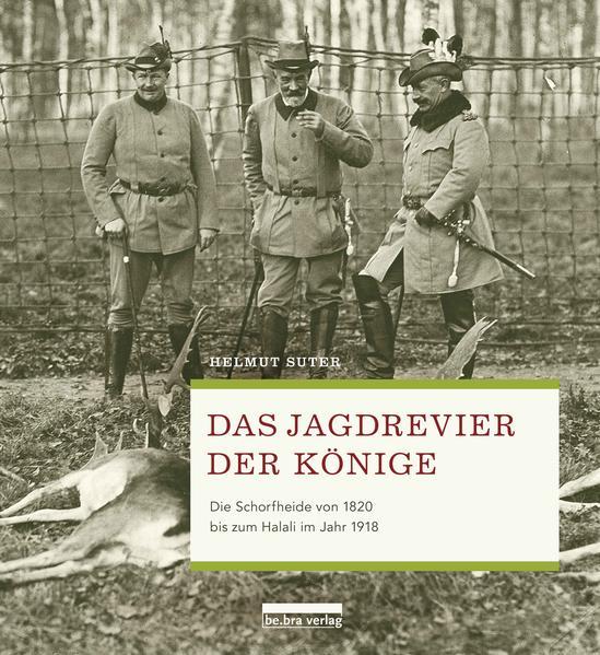 Das Jagdrevier der Könige - Coverbild