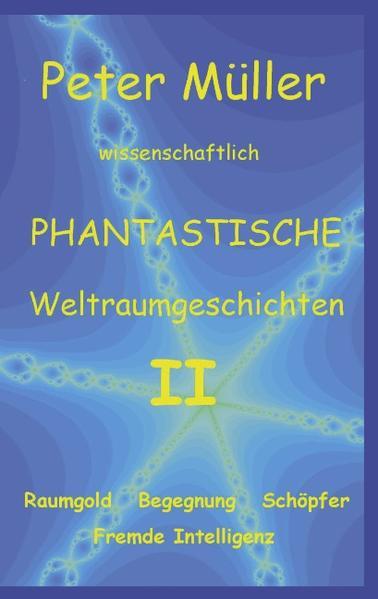 Phantastische Geschichten II - Coverbild