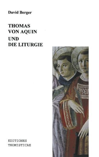 Thomas von Aquin und die Liturgie - Coverbild