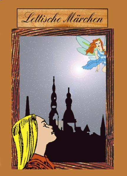 Lettische Märchen - Coverbild