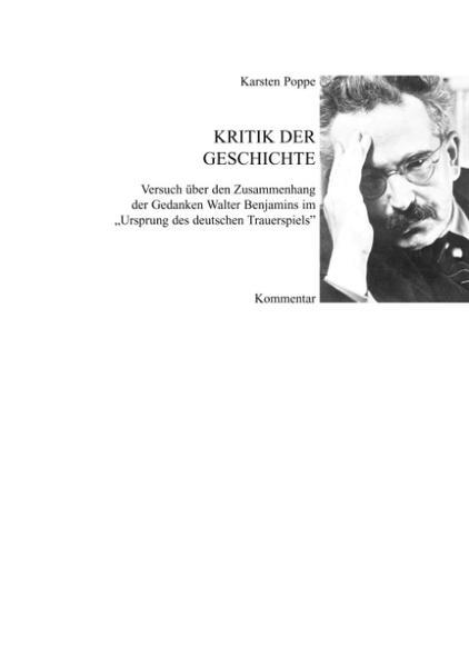 Kritik der Geschichte - Coverbild