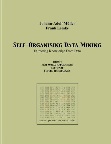 Self Organising Data Minig - Coverbild