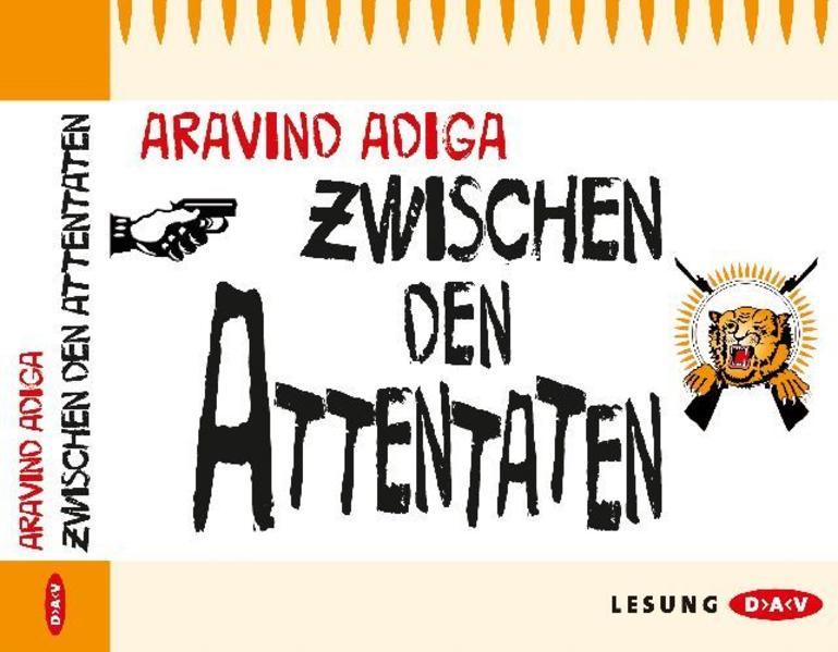 Zwischen den Attentaten (6 CDs) - Coverbild