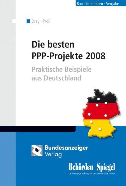Die besten PPP-Projekte 2008 - Coverbild
