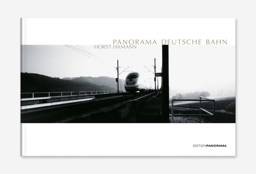 Panorama Deutsche Bahn - Coverbild