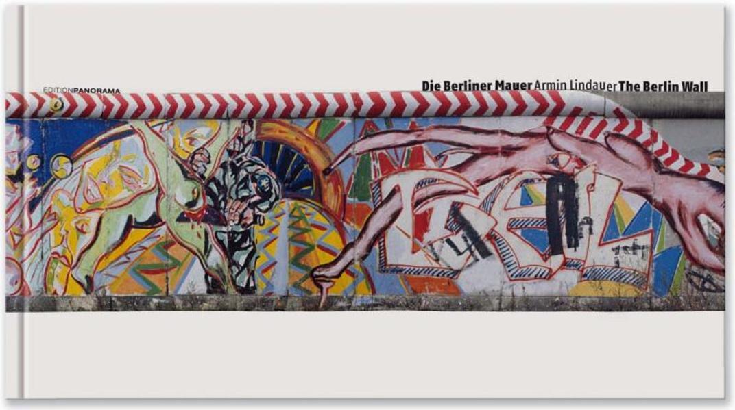 Die Berliner Mauer - Coverbild