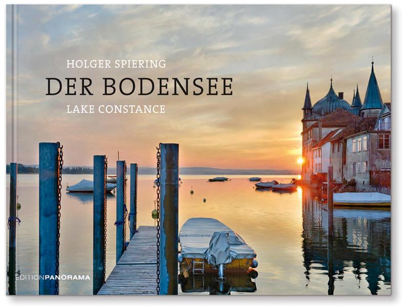 Der Bodensee - Coverbild