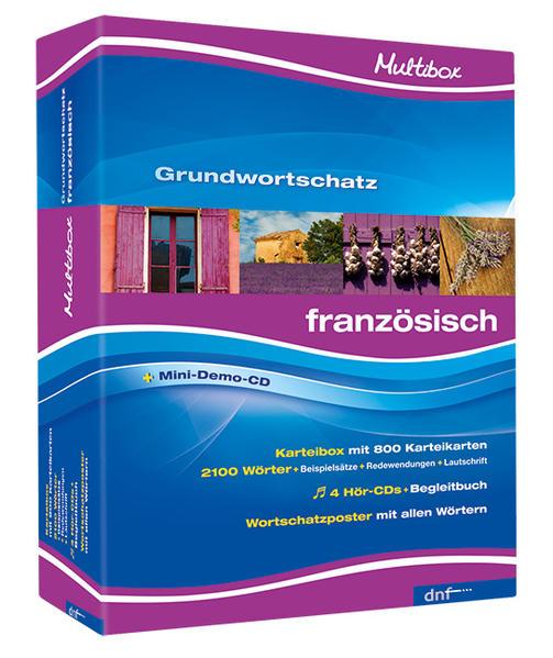 Multibox XXL Grundwortschatz Französisch - Coverbild