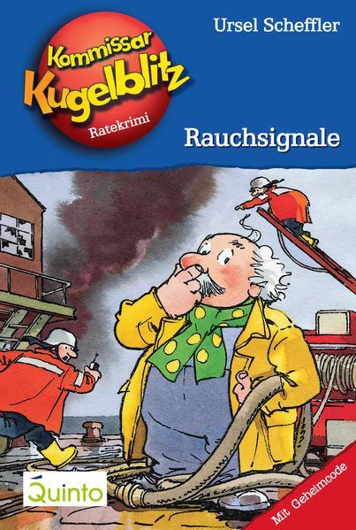 Kommissar Kugelblitz 15. Rauchsignale - Coverbild