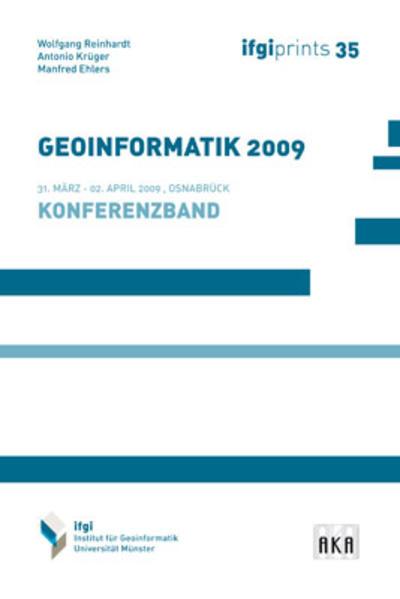 GEOINFORMATIK 2009 - Coverbild