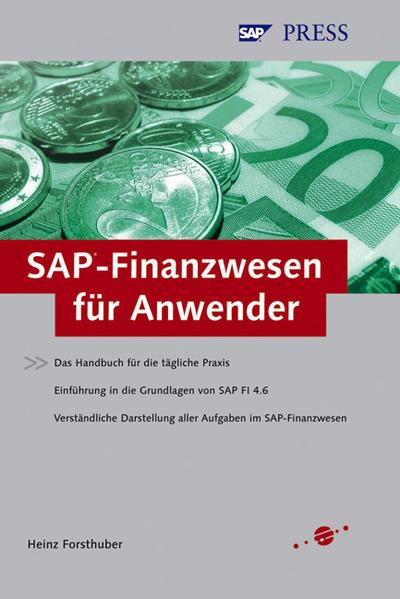 SAP-Finanzwesen für Anwender - Coverbild