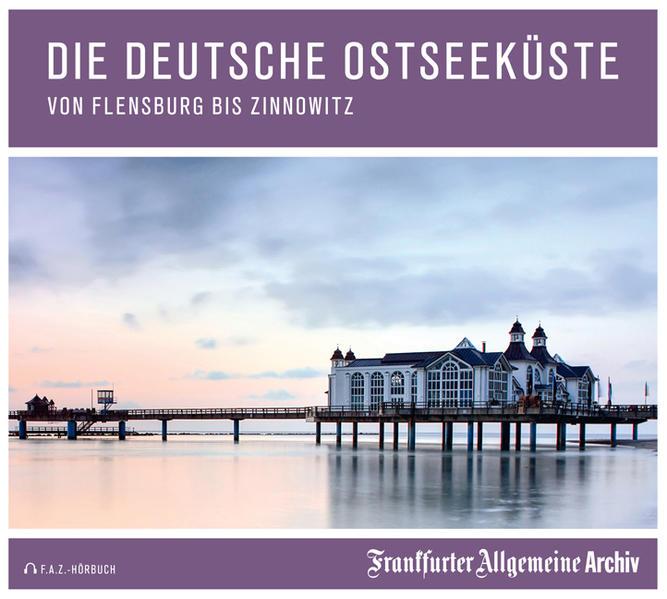 Die deutsche Ostseeküste - Coverbild