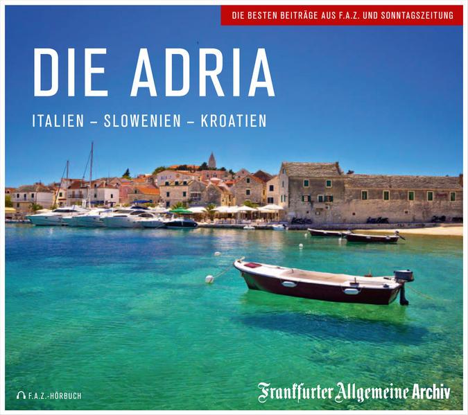 Die Adria - Coverbild