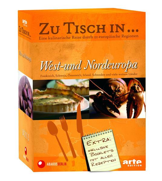 Zu Tisch in... Box 2: West- und Nordeuropa - Coverbild