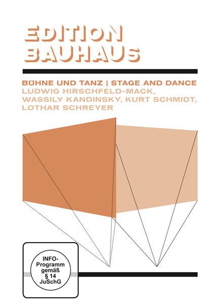 Edition Bauhaus – Bühne und Tanz 2 - Coverbild