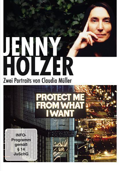 Jenny Holzer - Coverbild