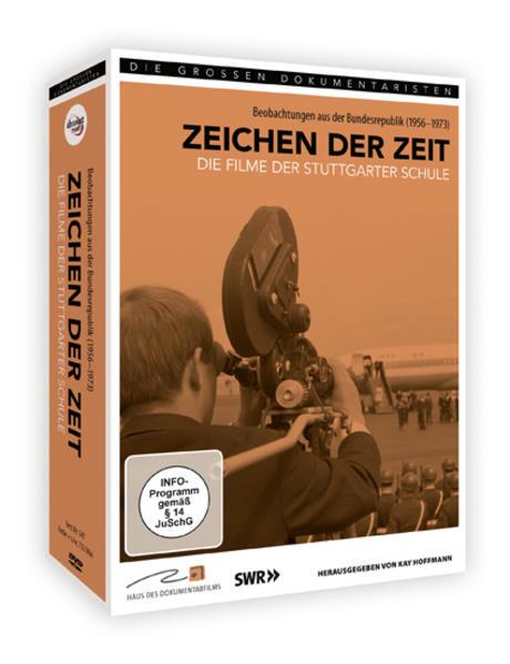 Zeichen der Zeit - Die Stuttgarter Schule 1956-1973 - Coverbild
