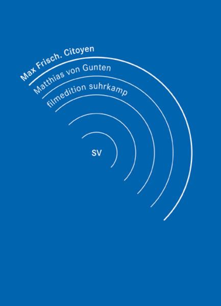 Max Frisch, Citoyen - Coverbild