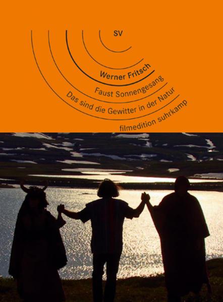 Faust Sonnengesang (2011) / Das sind die Gewitter in der Natur (1988) - Coverbild