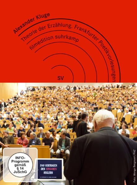 Alexander Kluge: Theorie der Erzählung - Coverbild