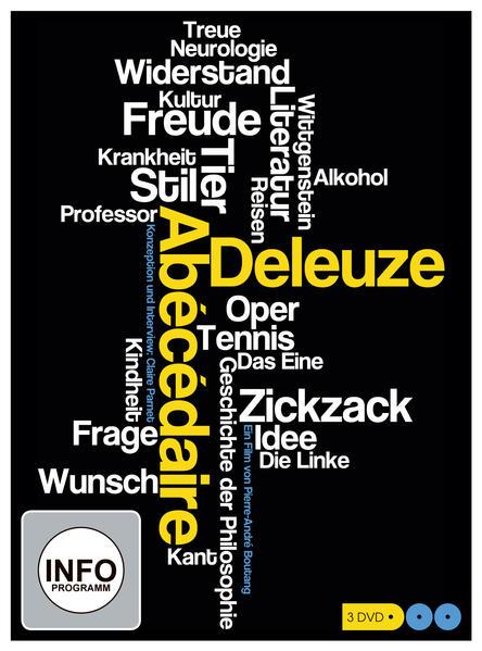 Abécédaire - Gilles Deleuze von A bis Z - Coverbild