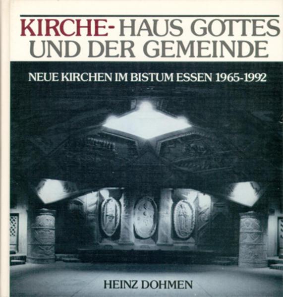 Kirche - Haus Gottes und der Gemeinde - Coverbild