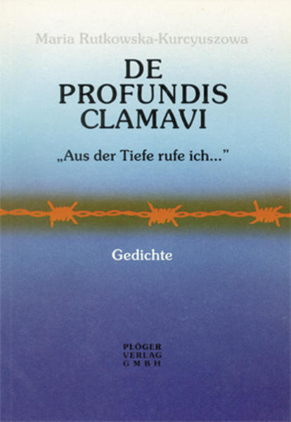 De Profundis Clamavi - Coverbild