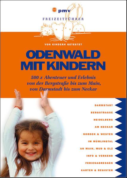 Odenwald mit Kindern - Coverbild