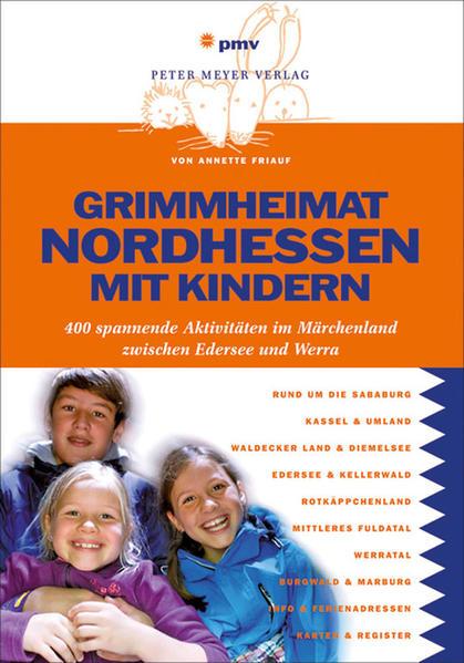 Grimmheimat Nordhessen mit Kindern - Coverbild