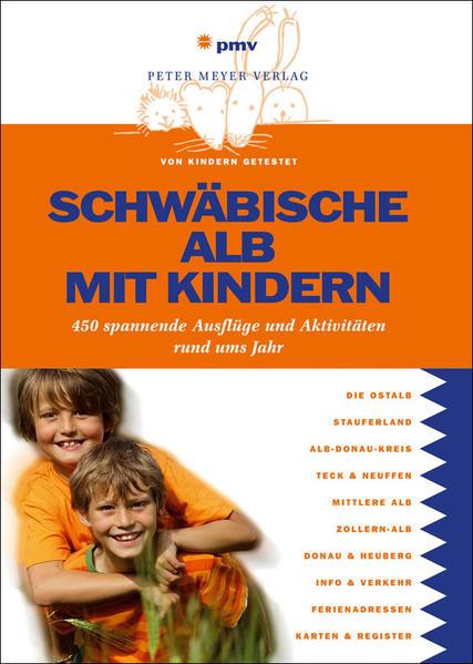 Schwäbische Alb mit Kindern PDF Kostenloser Download