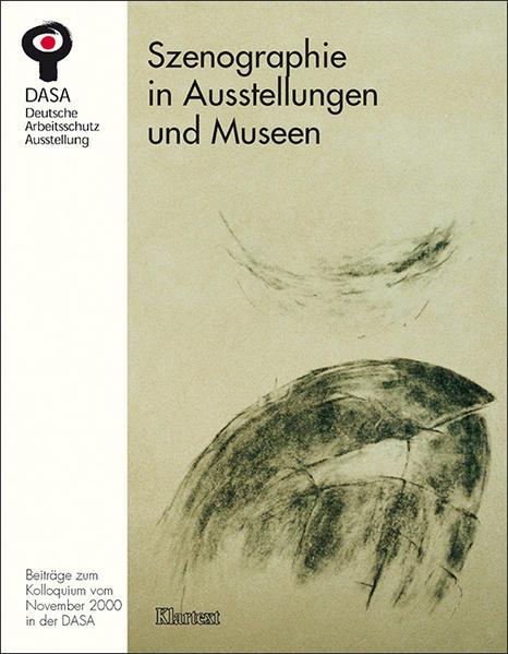 Szenographie in Ausstellungen und Museen - Coverbild