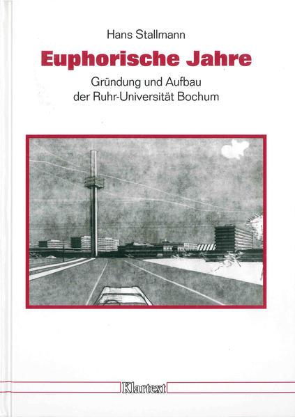 Euphorische Jahre - Coverbild