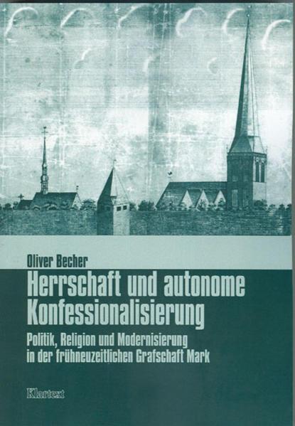Spirituelle Herrschaft und autonome Konfessionalisierung - Coverbild