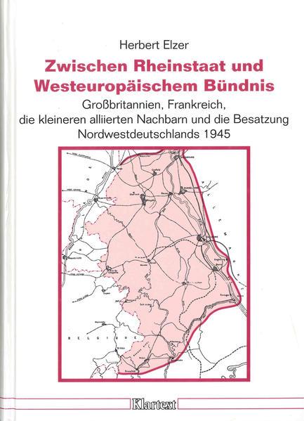 Ebooks Zwischen Rheinstaat und Westeuropäischem Bündnis PDF Herunterladen