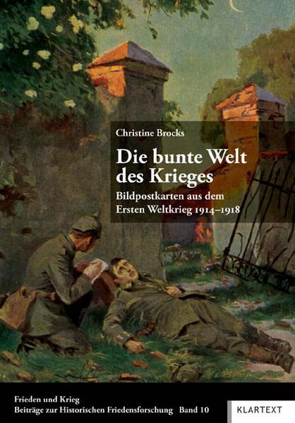 Die bunte Welt des Krieges - Coverbild