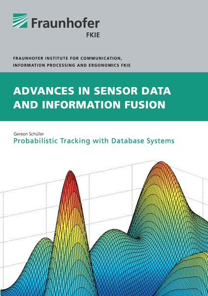 Probabilistic Tracking with Database Systems - Coverbild
