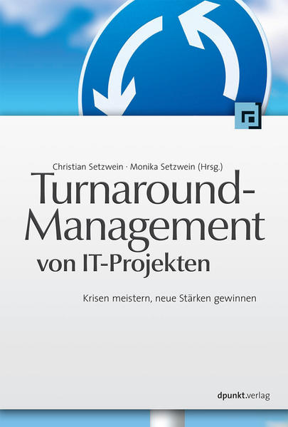 Turnaround-Management von IT-Projekten - Coverbild