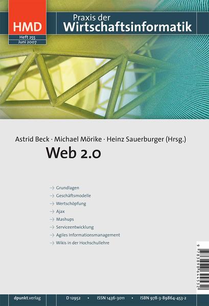 Web 2.0 - Coverbild