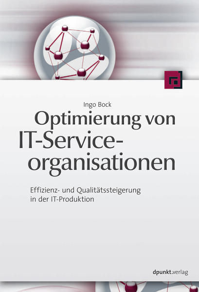 Optimierung von IT-Serviceorganisationen - Coverbild