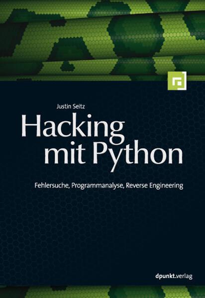 Hacking mit Python - Coverbild