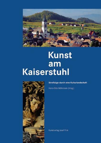 Kunst am Kaiserstuhl - Coverbild