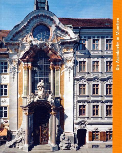 Kostenloses PDF-Buch Die Asamkirche in München