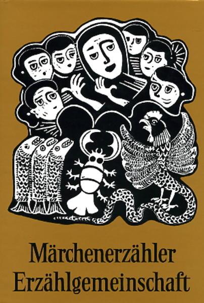Märchenerzähler - Erzählgemeinschaft - Coverbild
