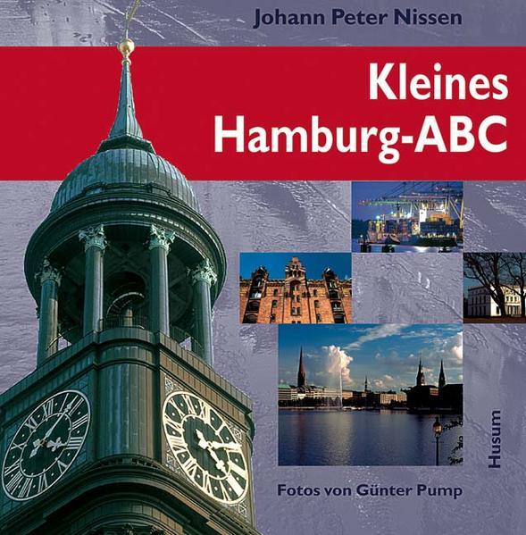 Kleines Hamburg-ABC - Coverbild