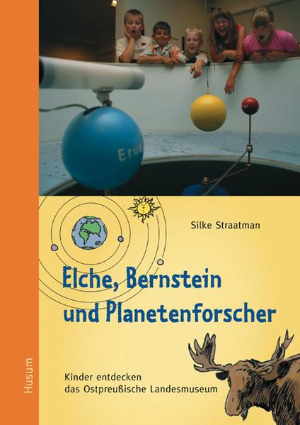 Elche, Bernstein und Planetenforscher - Coverbild