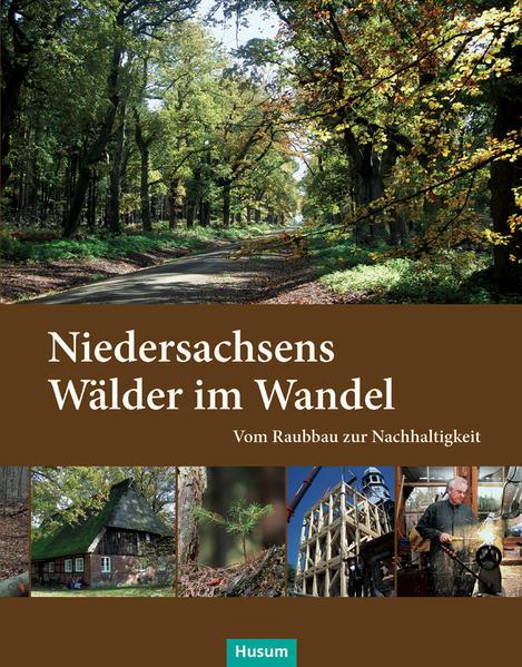 Niedersachsens Wälder im Wandel - Coverbild