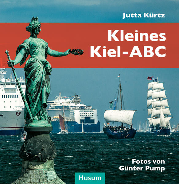 Kleines Kiel-ABC - Coverbild