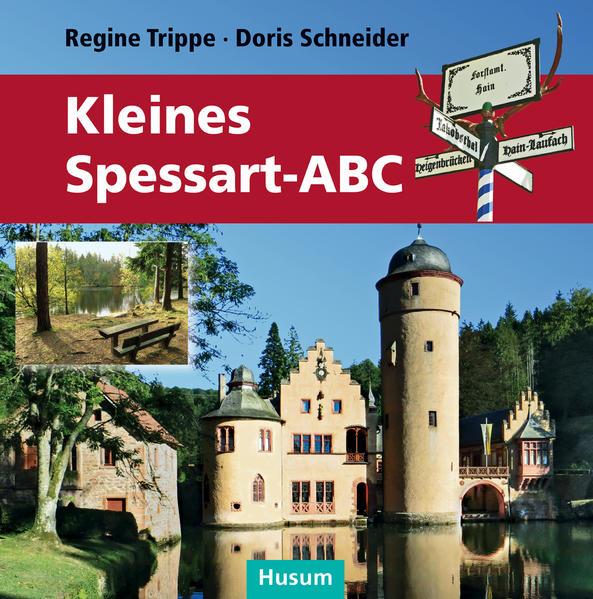 Kleines Spessart-ABC - Coverbild