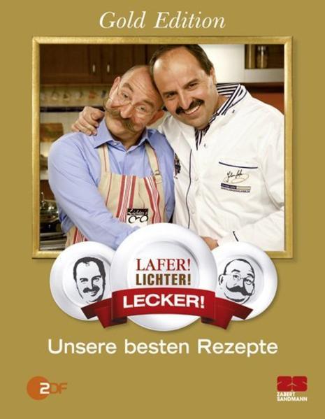Lafer! Lichter! Lecker! Unsere besten Rezepte (Sonderausgabe) - Coverbild