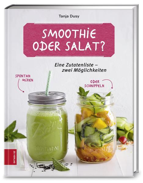 Smoothie oder Salat? - Coverbild